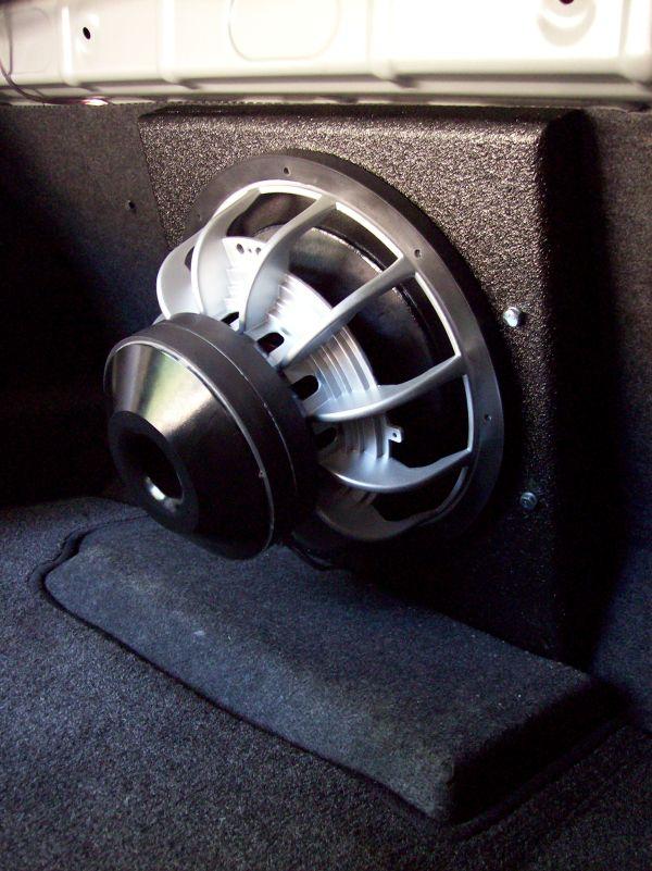 New* Lexus IS300 Infinite Baffle Setup   Stereo Clarity
